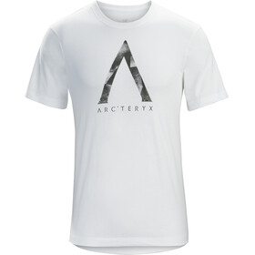 Arc'teryx M's Megalith SS T-Shirt White